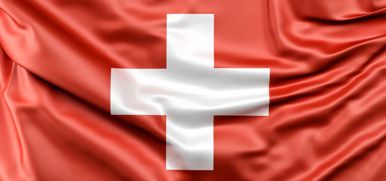 Le drapeau Suisse